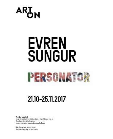PERSONATOR | arton istanbul