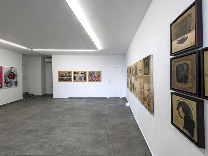 Constructing a Sentence |  Group Exhibition | arton istanbul
