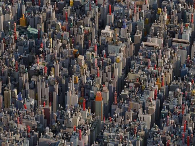 Manhattan I | Oddviz | arton istanbul