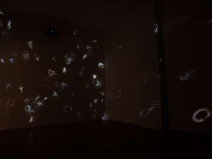 Vortex | Daniel Canogar | arton istanbul